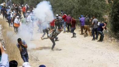 صورة استشهاد طبيب متأثرا بإصابته بقنبلة للاحتلال في جنين