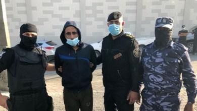صورة الداخلية بغزة تنشر مشاهد من مهمة اعتقال المطلوب شادي الصوفي – فيديو