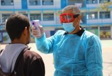 """صورة الصحة بغزة: تسجيل 100 إصابة بفيروس """"كورونا"""" وتعافي 74 حالة"""