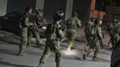 صورة قوات الاحتلال تشن حملة اعتقالات بالضفة الغربية