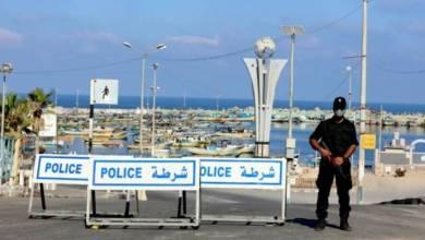 """صورة الداخلية بغزة: قد نفرض الإغلاق الشامل في حال استمر ارتفاع إصابات """"كورونا"""""""