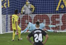 صورة خطأ كورتوا يُسقط ريال مدريد في فخ التعادل أمام فياريال بالليجا