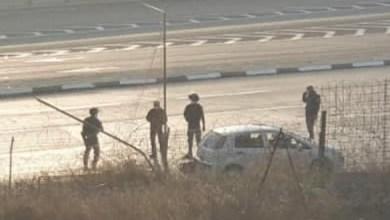 صورة استشهاد فلسطيني برصاص قوات الاحتلال في القدس