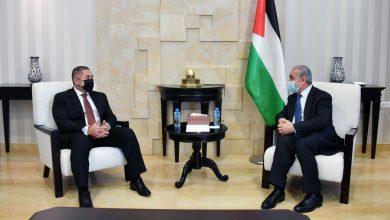 صورة اشتية: مصر وفلسطين برؤية واحدة لمواجهة المرحلة المقبلة وتحدياتها