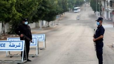 صورة استمرار الإغلاق الشامل لليوم الثاني في قطاع غزة