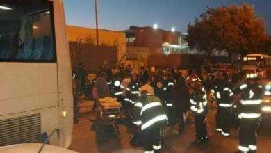 صورة وفاة عاملين وإصابة 6 آخرين بحادث دهس على حاجز ببيت لحم