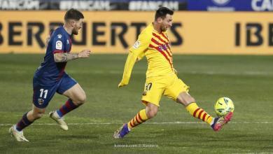 صورة برشلونة يقتنص فوزًا صعبًا أمام هويسكا