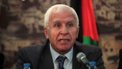 صورة الأحمد : كافة ملفات غزة تم حلها وخلال أيام سيلمس الجميع قرارات الرئيس