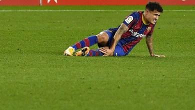 صورة ليفربول معرض لخسارة 40 مليون يورو لإصابة كوتينيو