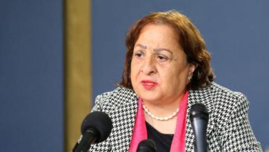 صورة وزيرة الصحة تجدد مطالبتها المجتمع الدولي لحماية الأسرى داخل السجون الإسرائيلية