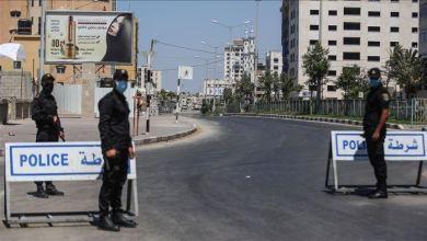 صورة الداخلية بغزة: استمرار الإغلاق الكلي يومي الجمعة والسبت في غزة