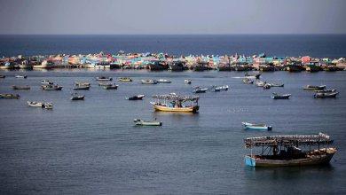 صورة الشرطة البحرية بغزة تصدر بيانًا بشأن عمل الصيادين في بحر قطاع غزة
