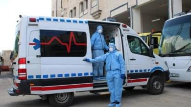 """صورة تسجيل 45 وفاة و2386 إصابة جديدة بفيروس """"كورونا"""" في الأردن"""
