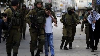 صورة مليون حالة اعتقال بينها أكثر من 50 ألفا من الأطفال في سجون الاحتلال منذ نكسة عام 67