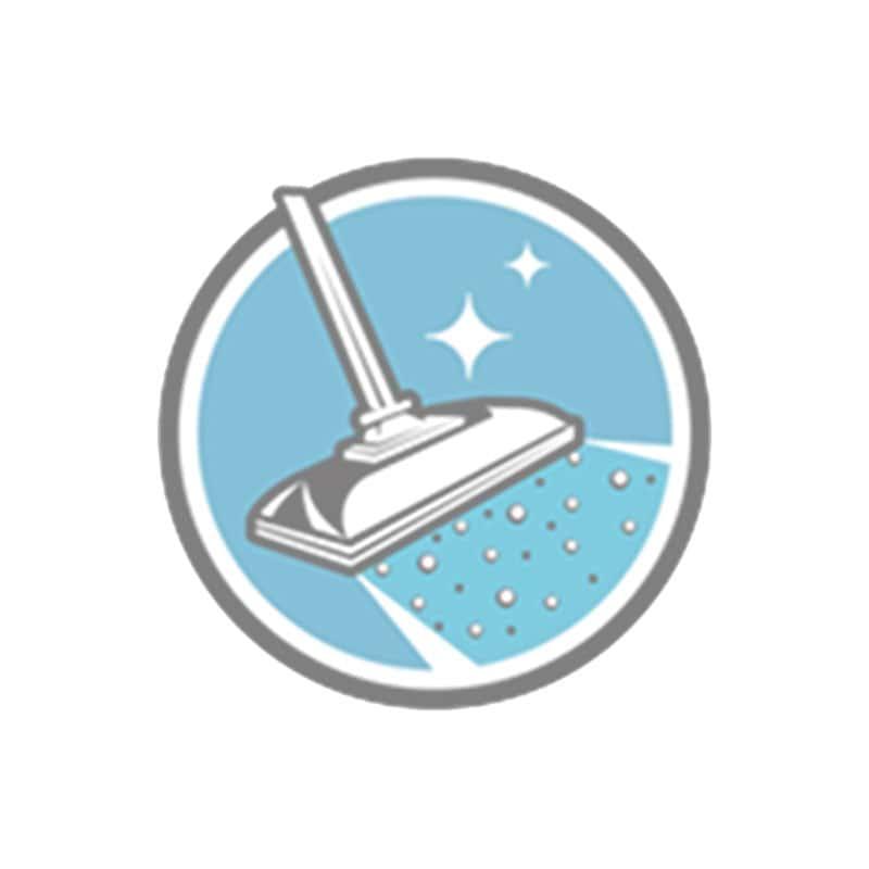 WEKSI® 4 pcs Tapis microfibre Mop à vapeur pour H2O/Propreté Lingettes Pour Balais Vapeur (7)