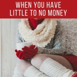 How to Shop for Christmas Gifts When You Have Little to No Money
