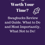Is Swagbucks Really Worth Your Time?