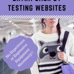 How I Earn Extra Cash By Testing Websites – No Experience Needed