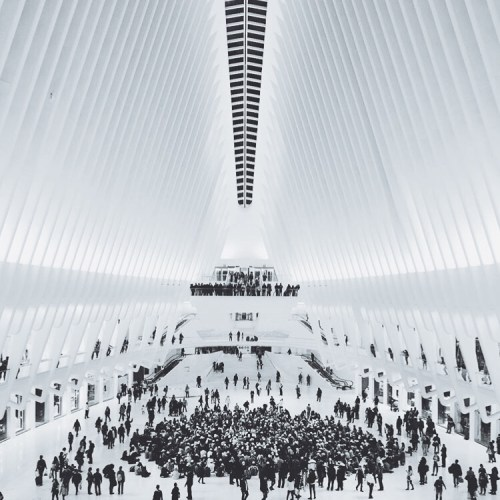 Big Quiet at WTC Oculus