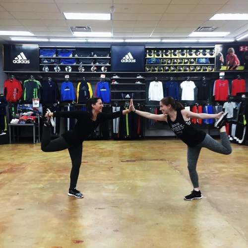 Fit For All: Holistic Happening & Modell's