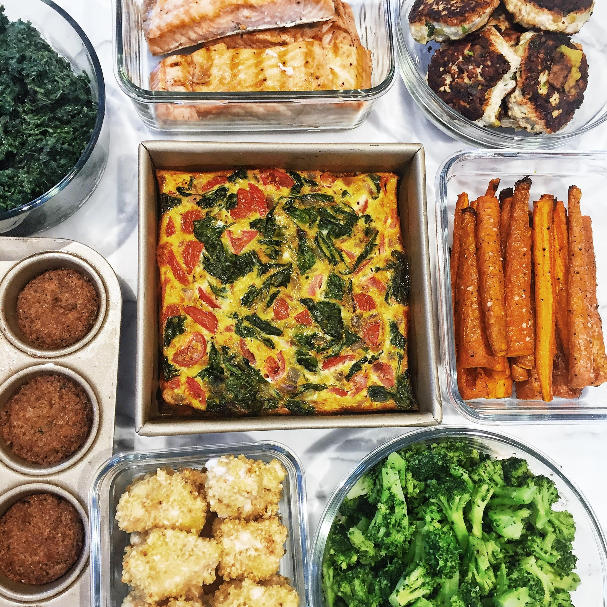 10 Tips and Tricks for Meal Prep