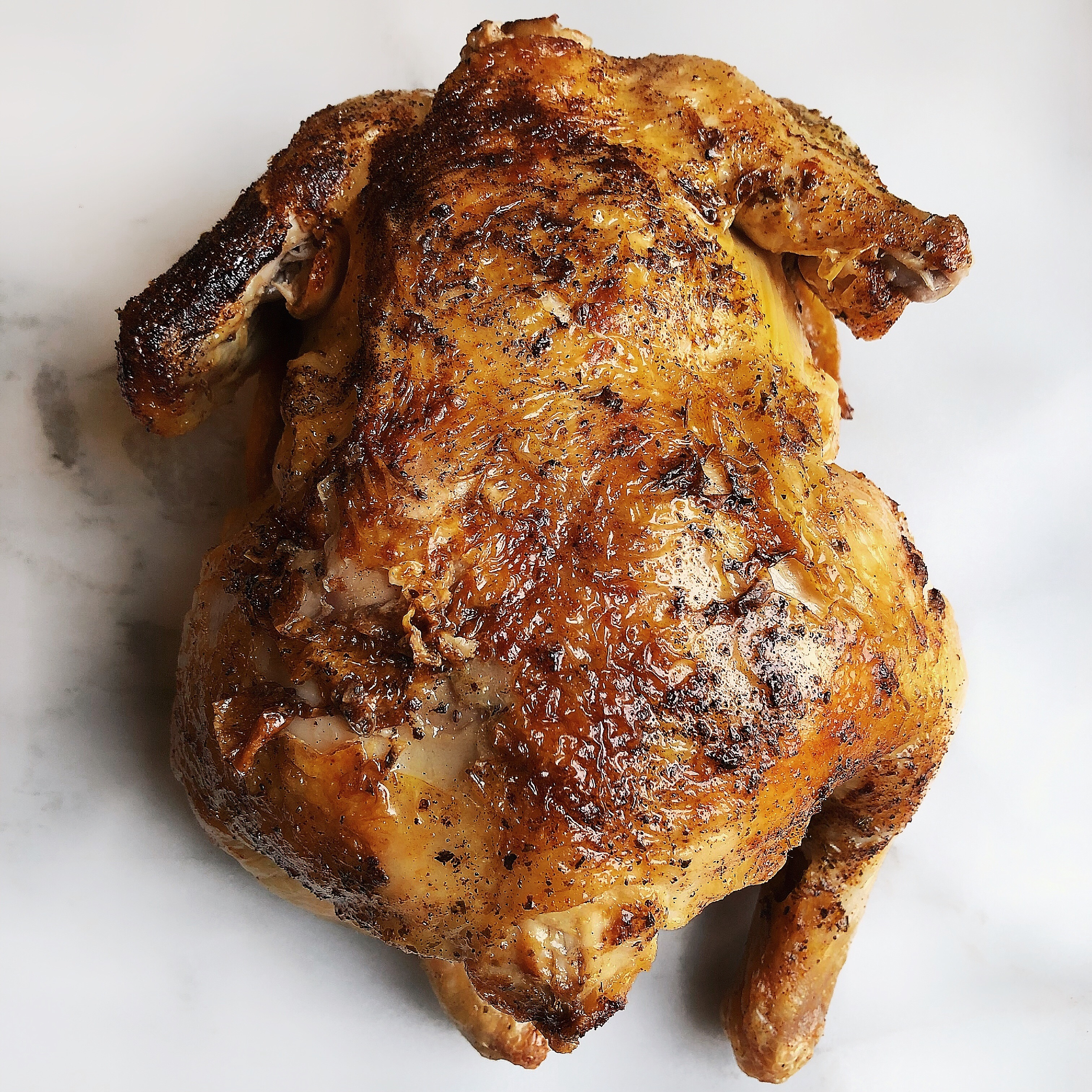 Whole30 air fryer rotisserie chicken balanced life leslie but my latest obsession has led me to the most delicious whole30 air fryer rotisserie chicken recipe forumfinder Choice Image