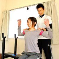 短時間で効果的な加圧トレーニング1