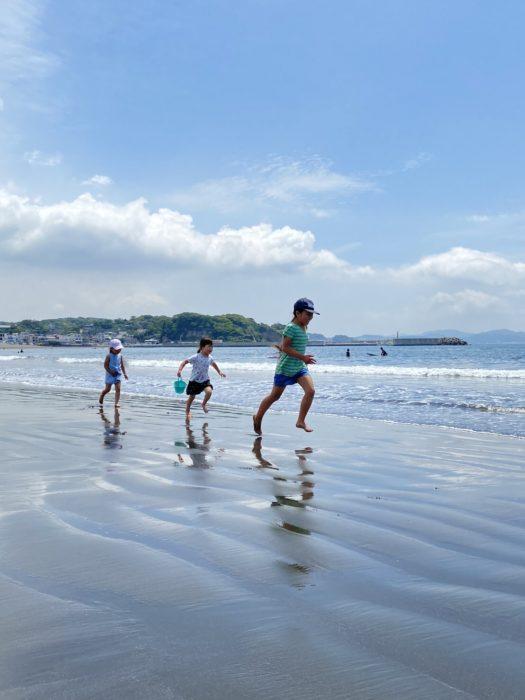 海と子供たち