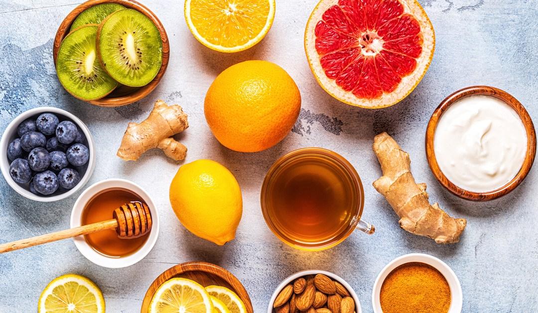 20 Best Immune Boosting Foods