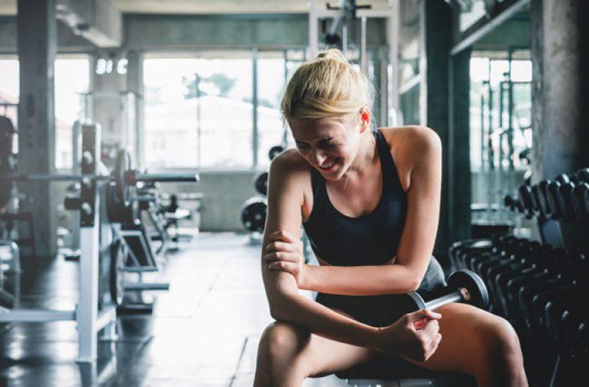 don't enjoy exercise