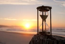 Zeit Sanduhr