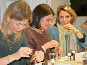 Workshop Parfum
