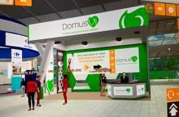DomusVi en la IV edición de la Feria de Empleo de Cruz Roja