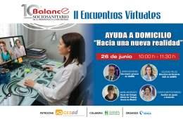 II Encuentro Balance Virtual