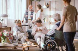 REsidencias personas mayores