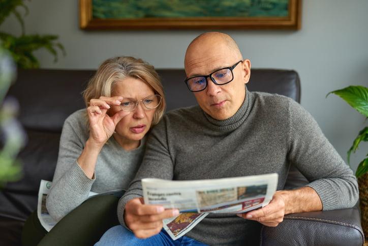 Personas mayores en los medios de comunicación: infrarrepresentadas y estereotipadas