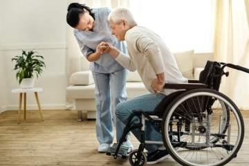 Andalucía, personas con discapacidad