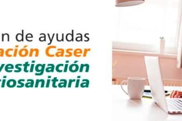 Programa de Ayudas a la Investigación Sociosanitaria de la Fundación Caser