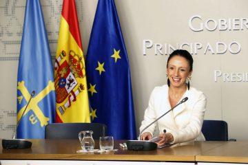 """Melania Álvarez: """"Tenemos claro hacia dónde debe de ir encaminado el nuevo modelo de gestión de las residencias"""""""