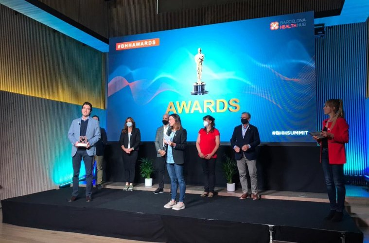 Premios Barcelona Health Hub