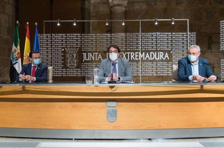 7,8 millones de euros para paliar los efectos de la pandemia en residencias y apoyar a servicios sociales de Extremadura