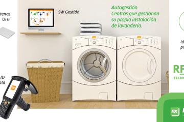 La solución de lavandería de Ibernex se adapta a las necesidades de las residencias