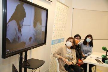 "Amade presenta el documental ""Testimonios de la COVID"""