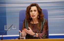 Ana Belén Álvarez consejera de Empleo y Política Social de Cantabria