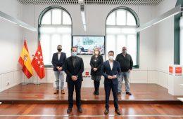 Se presenta el Acuerdo Marco de Residencias de la Comunidad de Madrid