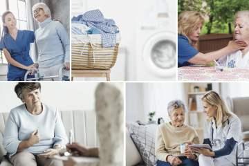 Servicios a domicilio: imprescindibles para la salud y el bienestar de las personas más vulnerables
