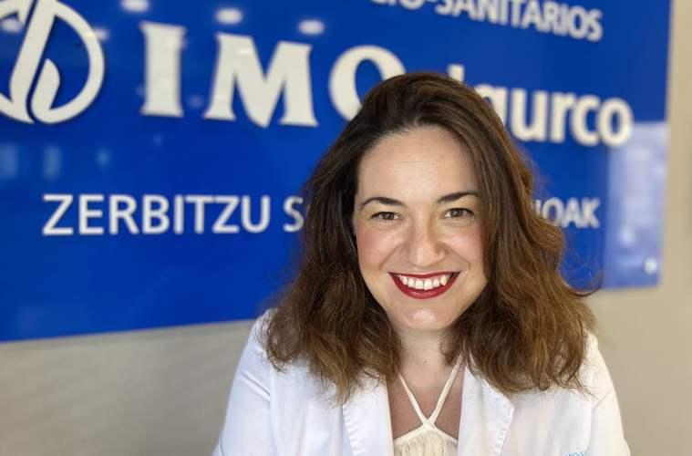 directora asistencial de IMQ Igurco