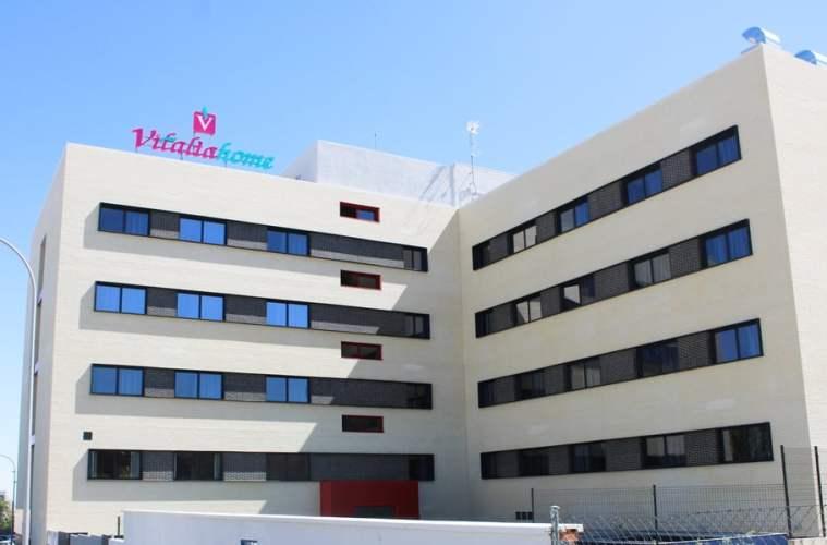 Vitalia Canillejas recupera su uso habitual como residencia de mayores tras la pandemia