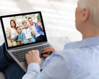 DomusVi organiza un encuentro digital para celebrar el Día de los Abuelos