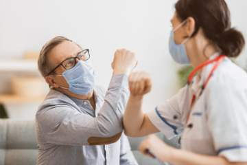 Medidas para reducir el riesgo de contagios